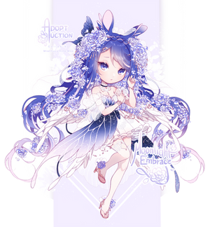 [CLOSED] ADOPT AUCTION - DR Guest Design II