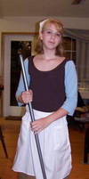 Servant Cinderella Cosplay