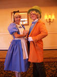 AFO 2010- Alice and Hatter