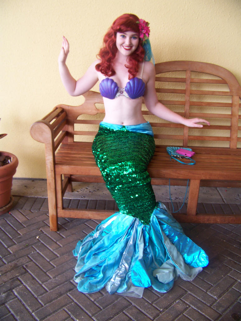 AFO 2010- Ariel by Fruits-Punch-Samurai