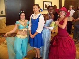 AFO 2010- Disney Gals by Cadebee