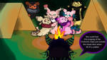 Wanna hear a spooky story by OtterLynx