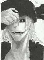 Bleach - Hollow Ichigo by Gild4rts