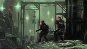 Killzone 2 - Helghast Outpost