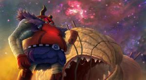 Beastmaster Skolldir by Torqbow