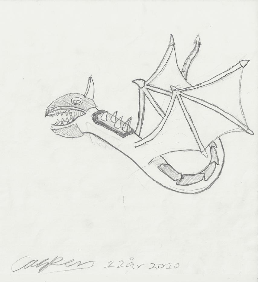 Dragon 2 by casper033