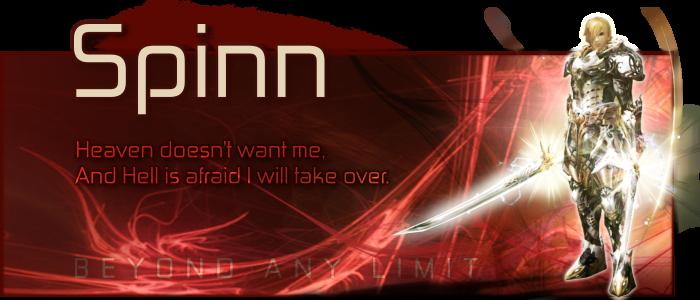 Forum Signature for Spinn