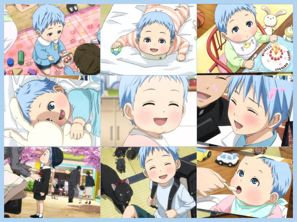Baby Kuroko By Kanghaehae On Deviantart