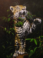 Leopard. by Rayvenjan