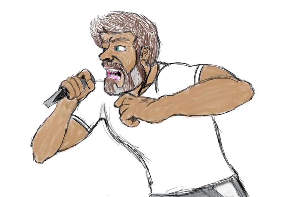 I Wanna Scream, I Wanna Shout by Flaring-Shadow-Moses