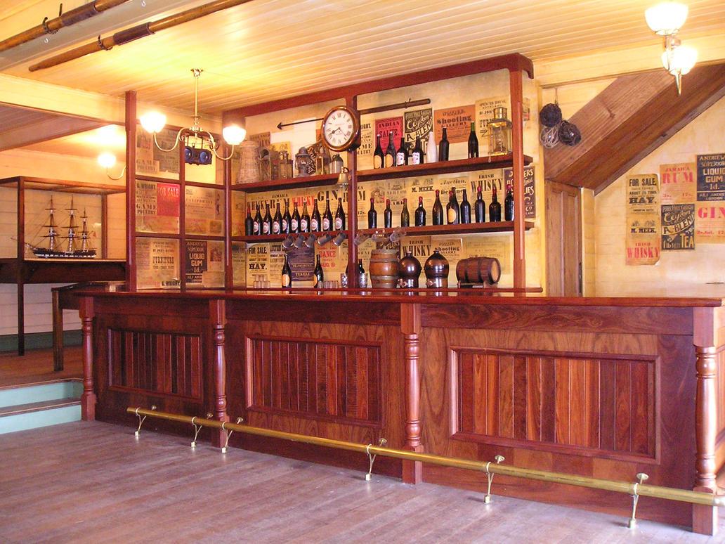 Old style bar by zandystock on deviantart