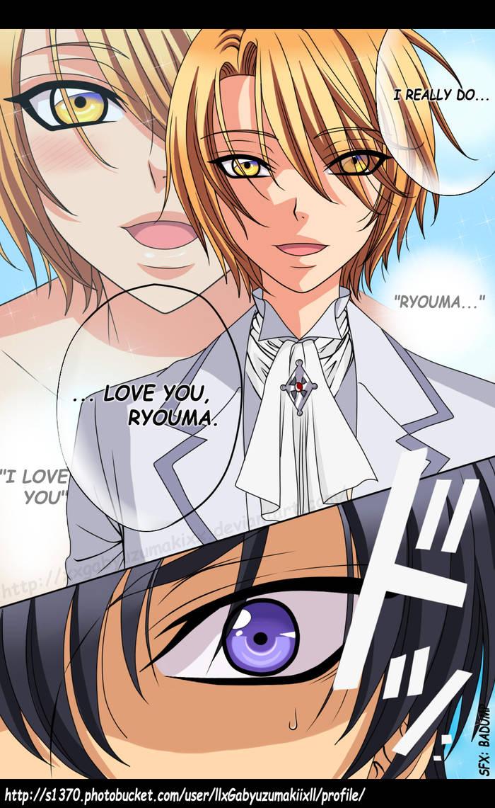 Manga coloring 23 love stage by xxgabyuzumakixx