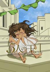 Seiji and Hink [5 nin no ou] by XxGaByUzumakixX