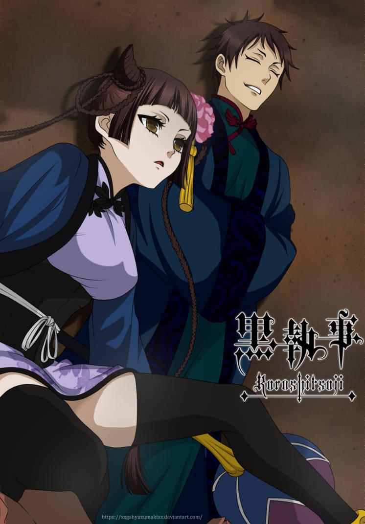 Lau and RanMao [Kuroshitsuji] by XxGaByUzumakixX