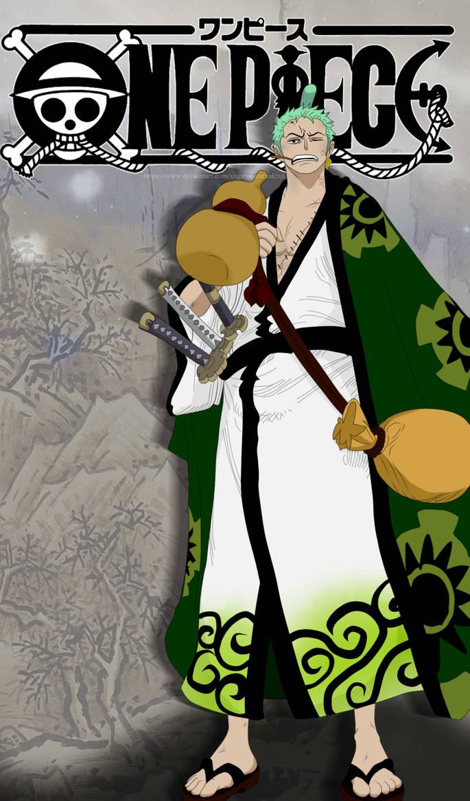 Zoro-juro [One Piece] by XxGaByUzumakixX