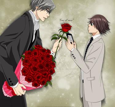 Misaki and Usugi [JR SpecialAct Vol.23] by XxGaByUzumakixX