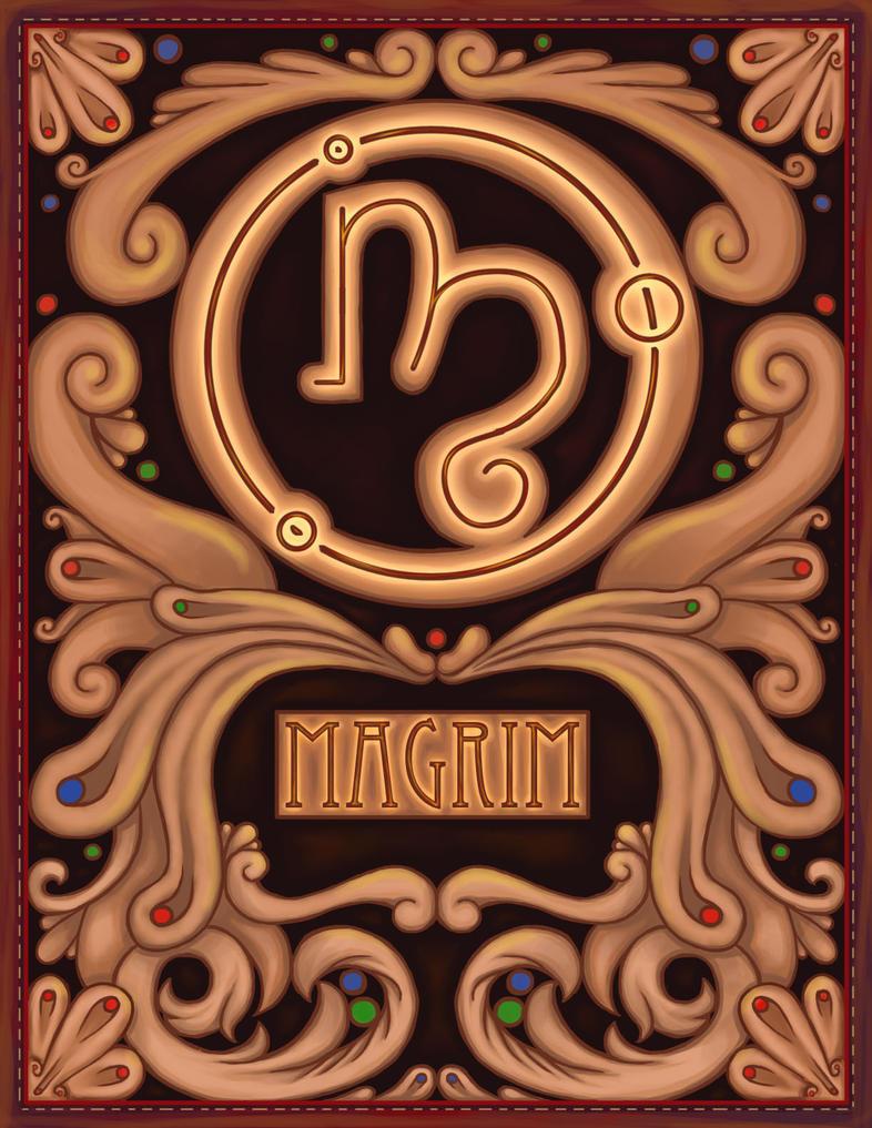 Magrim Cover by darklightartist