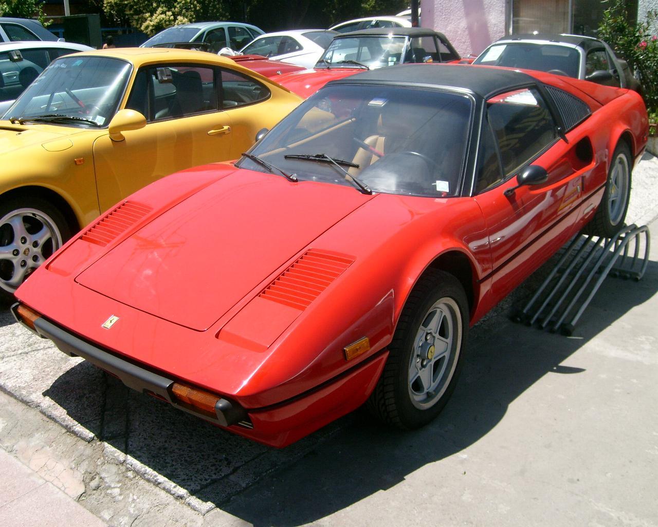 Ferrari 308GTS QV by