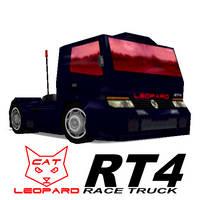 Leopard RT4 for Re-Volt