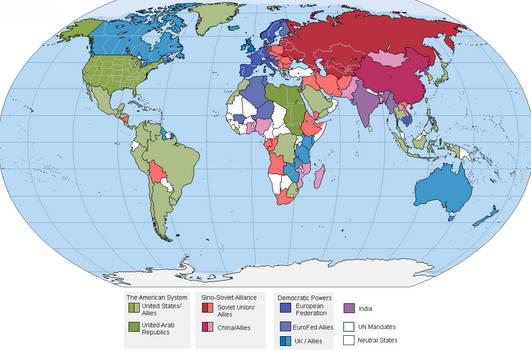 DO NOT SUBMIT. FOLDER FULL - Alternate Histo on MapsAndFlags ...  World S Fair Map on