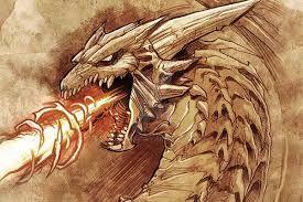 Curse Dragon by Ace8986