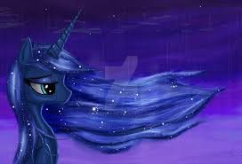 Crying Princess Luna by Ace8986