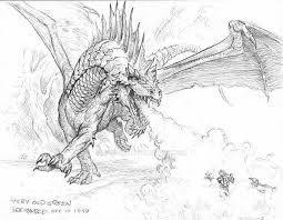 Fire Breath Dragon by Ace8986