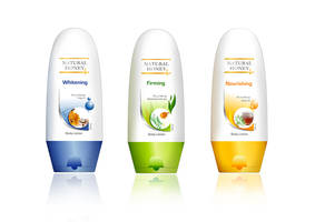 lotion packaging by yosioci