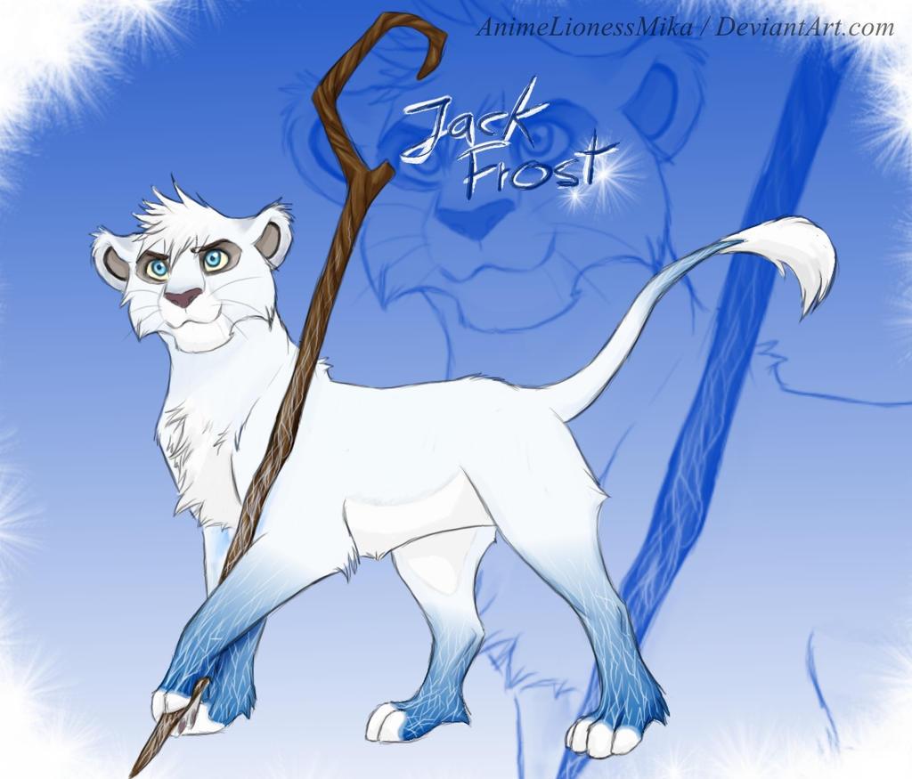 Anime Lioness