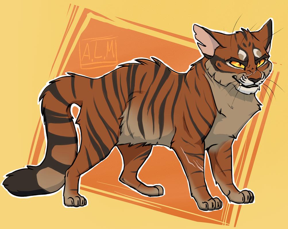Tigerstar by AnimeLionessMika