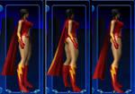 Thunder Woman 2 by BSDigitalQ