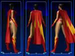 Thunder Woman 3 by BSDigitalQ