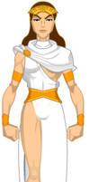 Thunder Woman Villain: Hera