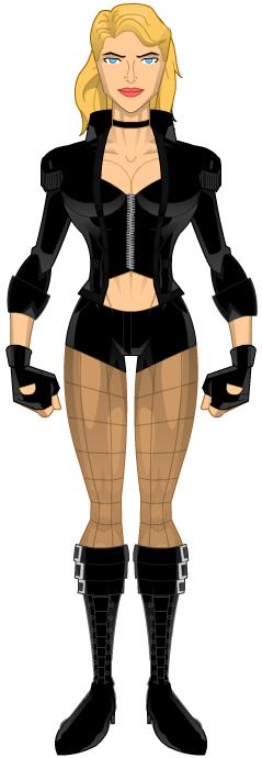 MyDCU: Black Canary by BSDigitalQ