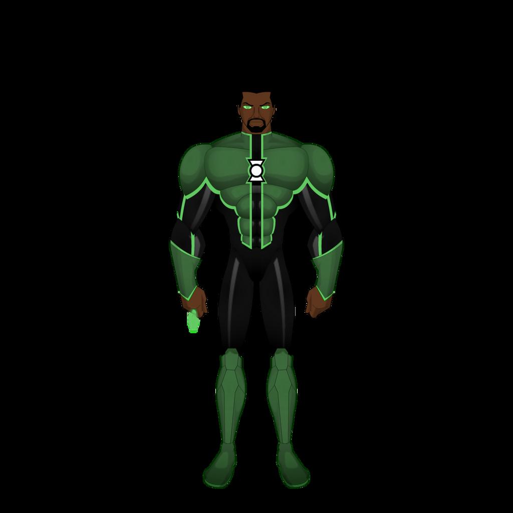mydcu2 justice league green lantern by bsdigitalq on deviantart