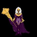 SHE: The High Priestess