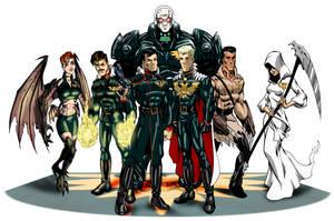 Return of the Vigil Alliance by BSDigitalQ