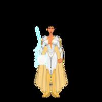 Updated Thunder Woman Design by BSDigitalQ