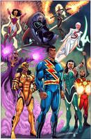 Extraordinary Mythos Black History Month Tribute by BSDigitalQ
