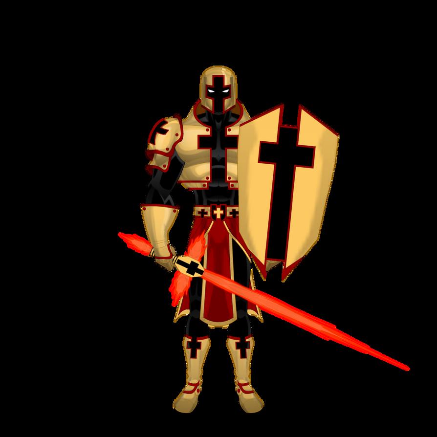 Category 7: Gospel (Fanart/Request) by BSDigitalQ