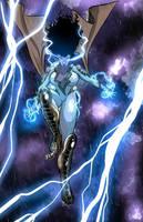 Thunder Woman by Don Edwards by BSDigitalQ