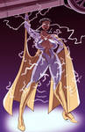 Thunder Woman by Karuvan
