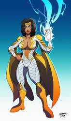 Thunder Woman by CurseoftheRadio