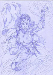 Thunder Woman by Chinedu Campbell by BSDigitalQ