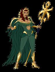 Hera Basilinna by Pyras Terran by BSDigitalQ