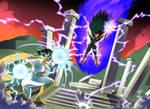 Thunder Woman vs Hera 2 by Pyras Terran