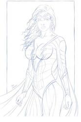 Thunder Woman by Teo Piniero by BSDigitalQ