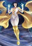 Thunder Woman by emmshin