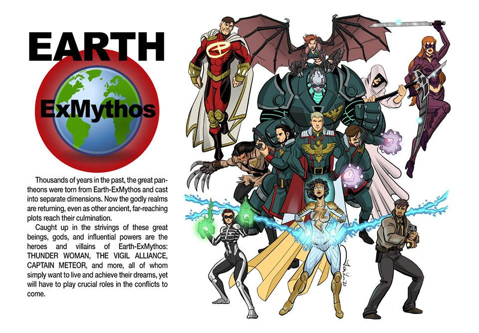 Earth-ExMythos Indieversity Entry