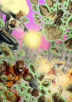 Extraordinary Mythos Black History Month Tribute 4